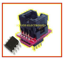 ADATTATORE EPROM SOIC-8 to DIP 8 SMD SOIC (200mil)   WILLEM UPA  XPROG
