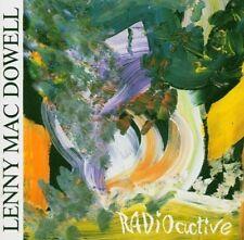 Lenny MacDowell radioactive/Blue Flame CD 1988