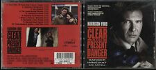 CD CLEAR AND PRESENT DANGER MUSIC BY JAMES HORNER MILAN 1994