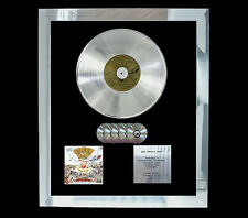 GREEN DAY DOOKIE   MULTI (GOLD) CD PLATINUM DISC FREE POSTAGE!!