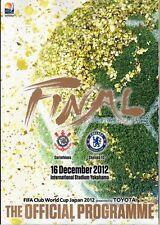 FIFA CLUB WORLD CUP FINAL 2012: Corinthians v Chelsea