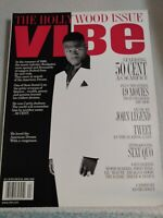 """Vibe Magazine """"The Hollywood Issue"""" April 2005 feat. 50 Cent, Keshia Knight"""