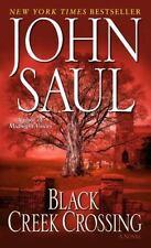Black Creek Crossing by John Saul (2005, Paperback)