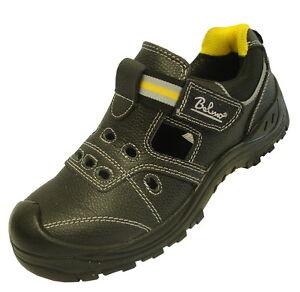 Belmo S1 Sicherheitsschuhe Sandale 70040 von Gr. 36 - 50