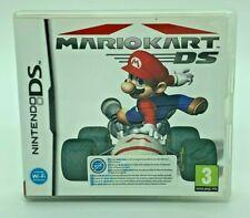 Mario Kart DS Nintendo DS 3DS Sehr gut OVP mit Beschreibung Deutsch Autorennen