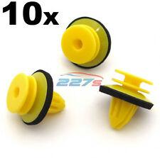 10 x MERCEDES Panel de ajuste de tarjeta de la puerta -clips 0019912698