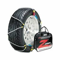 SCC Z-Chain Car/Truck/SUV/CUV Extreme Performance Tire Traction Chain Z-575