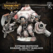 Khador Extreme Destroyer Model Kit by Privateer Press PIP 33116