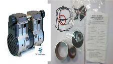 Compressor Service Rebuild Kit for Peak Scientific Nitrogen Generator 2750Tghi