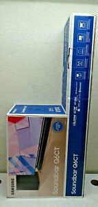 Samsung HW-Q6CT Bluetooth Soundbar with Subwoofer Black