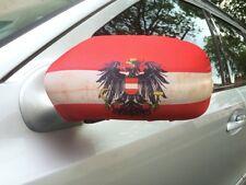 Auto Spiegel Rückspiegel Car Bikini WM 2018 Austria Österreich Fahne Flagge