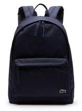 LACOSTE Neocroc Backpack Rucksack Freizeitrucksack Tasche Peacoat Blau Neu