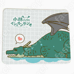"Mouse pad 9.4""×7.9"" Play Mat Miss Kobayashi's Dragon Maid Tohru Dragon 24cm×20cm"
