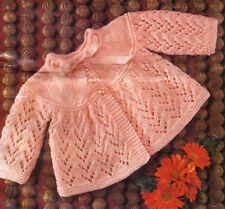 Girls' Crocheting & Knitting Wool 4 Ply Patterns