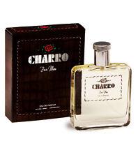 CHARRO FOR MAN profumo uomo edp eau de parfum 100ml NUOVO E ORIGINALE