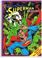 1985 DC Comics Superman Album Graphic Novel Vol.12 German Ehapa Edition