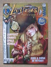 LANFEUST MAG N°71 (DECEMBRE 2004) - INCLUS LE SUPER CALENDRIER 2005