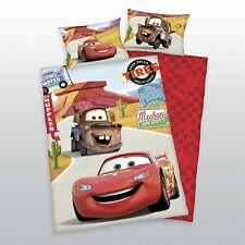 Herding Disney Cars draps de lit pour bébé 40 x 60 cm + 100 x 135 cm