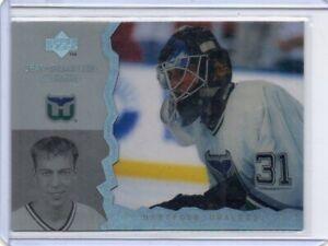 96-97 Upper Deck Ice Jean-Sebastien Giguere RC Whalers