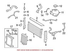 For BMW Genuine Radiator 17118672106