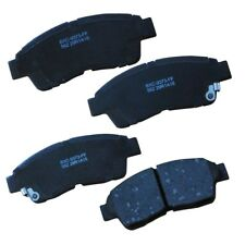 Disc Brake Pad Set-Stop Ceramic Brake Pad Front Bendix SBC562