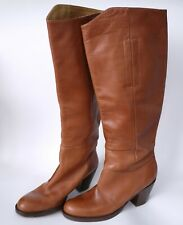 Acne Womens Shoes Eu-36 Uk-3 Pistol leather boots Used