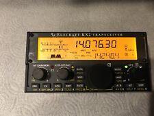 Elecraft KX2 Ham Radio Transceiver, loaded and pristine. Lots of Accessories QRP