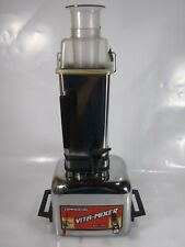 Vintage Vita Mixer Maxi 4000 Commercial Blender Mixer Stainless Steel