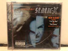 Start a War [PA] by Static-X (CD, Jun-2005, Warner Bros.)