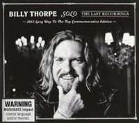 BILLY THORPE (2 CD) SOLO : THE LAST RECORDINGS ( THE AZTECS ) *NEW*