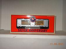 LIONEL #52289 TCA 25th anniversary museum bullion car
