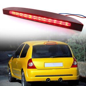 Car LED Rear 3rd Third Brake Light Lamp For 1998-2006 Renault Clio II Brand NEW