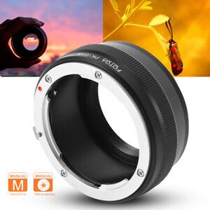 FOTGA PK-EOSM Lens Adapter Ring for Pentax K/PK Lens to for Canon EOS M EF-M