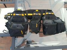 toughbuilt tool belt set