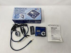 Kenwood DMC-K9R Minidisc Player