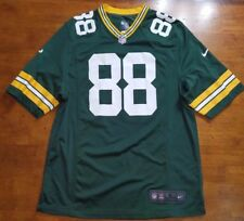 NFL Nike Onfield Mens Green Bay Packers jersey  88 Jermichael Finley size  Large 7af1f98be