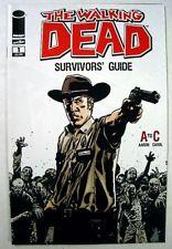 The WALKING DEAD SURVIVORS GUIDE # 1 Comic ~RICK GRIMES Cover AMC - 1st Print NM
