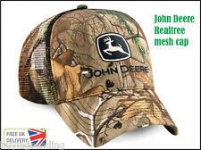 Vendedor Reino Unido John Deere Realtree X-tra Camuflaje Trucker De Malla PAC Camo Sombrero