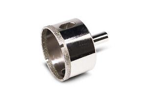 Punta trapano fresa diamantata 45 mm foro marmo ceramica vetro diamante 02123