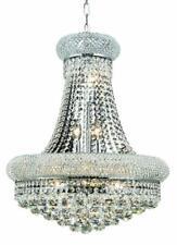 Elegant Lighting 1800D20C Primo 14-Light Crystal Chandelier - Clear