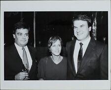 Ruy Paes - Broga, Rosalie Sharp, Robert Bloch (Writer) PHOTO HOLLYWOOD
