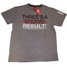 Nuevo Mens Boys Xplicit industres cómico tres resultado T-Shirt ~ Talla XL Regalo
