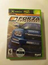 Forza Motorsport (Microsoft Xbox, 2005) COMPLETE