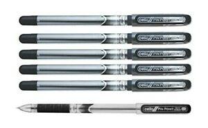 10 Cello PINPOINT Ball Pen BLACK | 0.5mm | Non-smudge | Comfortable writing