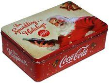Nostalgische Coca Cola Weichnachten Vorratsdose Keksdose Blech Küchendose DOFL20
