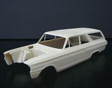 NB281 1/25 scale, Jimmy Flintstone '64 resin Thunderbolt wagon