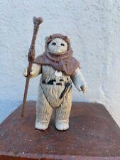 COMPLETE CHIEF CHIRPA Vintage Star Wars Original Figure Kenner 1983 LFL Staff