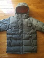 New $349 Marmot Men's Fordham 700Fill Down Jacket Gray XL