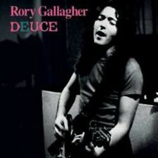 Rory Gallagher - Deuce - New Remastered CD Album - Pre Order 16/3