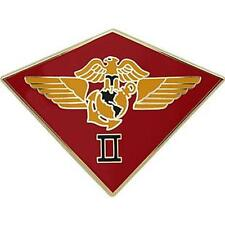 US Army Identification ID Badge 2nd Marine Aircraft Wing (Made in USA)
